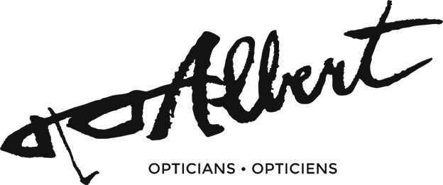Albert Opticians logo